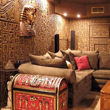 Египетский стиль в дизайне