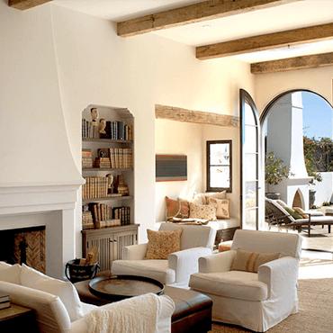 Средиземноморский стиль в дизайне