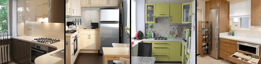 Выгодный дизайн кухни