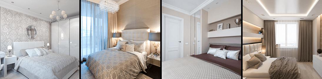 Дизайн спальни – идеальное место отдыха