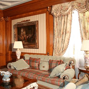 Викторианский стиль в дизайне