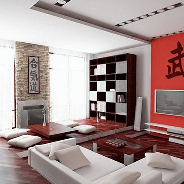 Японский стиль в дизайне