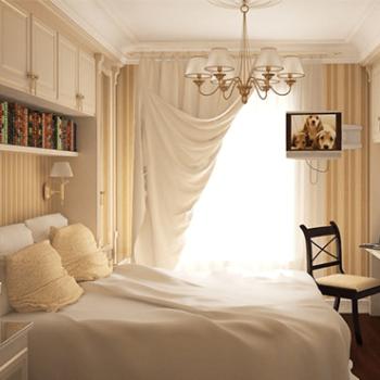 Ремонт спальни в Харькове