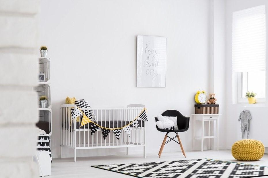 Дизайн детской комнаты 2018 Харьков