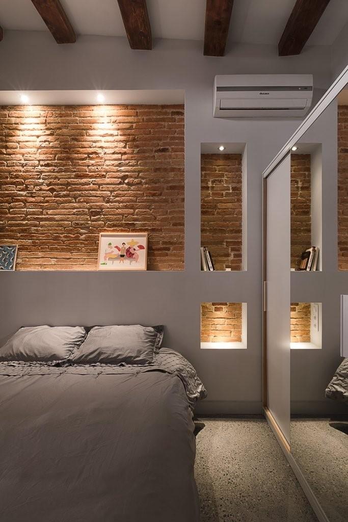 Интерьер спальни идеи дизайна в Харькове