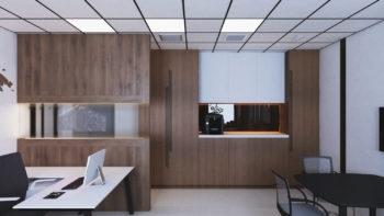 Дизайн офиса в Харькове