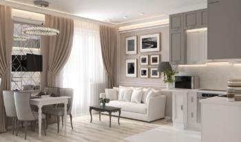 Меридиан дизайн квартиры